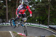 .m921/ during round 3 of the 2017 UCI BMX  Supercross World Cup in Zolder, Belgium,