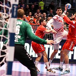 20200113: AUT, Handball - EHF 2020 European Handball Championship, Croatia vs Serbia