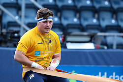 Ethan Waller of Worcester Warriors - Mandatory by-line: Nick Browning/JMP - 21/11/2020 - RUGBY - Sixways Stadium - Worcester, England - Worcester Warriors v London Irish - Gallagher Premiership Rugby