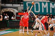 DESCRIZIONE : Siena Lega A 2008-09 Playoff Finale Gara 2 Montepaschi Siena Armani Jeans Milano<br /> GIOCATORE : Luca Vitali <br /> SQUADRA : Armani Jeans Milano <br /> EVENTO : Campionato Lega A 2008-2009 <br /> GARA : Montepaschi Siena Armani Jeans Milano<br /> DATA : 12/06/2009<br /> CATEGORIA : three points<br /> SPORT : Pallacanestro <br /> AUTORE : Agenzia Ciamillo-Castoria/G.Ciamillo