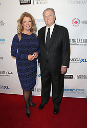 BEVERLY HILLS, CA - NOVEMBER 11: Jean Smart, at AMT's 2017 D.R.E.A.M. Gala at The Montage Hotel in Beverly Hills, California on November 11, 2017. 11 Nov 2017 Pictured: Mary Hart, Burt Sugarman. Photo credit: FS/MPI/Capital Pictures / MEGA TheMegaAgency.com +1 888 505 6342