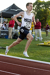 Adrian Martinez Classic track meet, Men's High Performance 800m, O'Toole