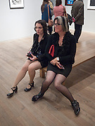 CAMMIE TOLOUI; KATE ROSENBERGER, Exposed: Voyeurism, Surveillance and the Camera<br /> Tate Modern, London. OPENING AND DINNER.- 26 MAY 2010.  -DO NOT ARCHIVE-© Copyright Photograph by Dafydd Jones. 248 Clapham Rd. London SW9 0PZ. Tel 0207 820 0771. www.dafjones.com.