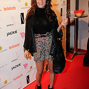 NLD/Amsterdam/20121001- Uitreiking Bachelorette List 2012, Saar Koningsberger