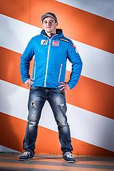 14.10.2013, Intersport Bruendl, Kaprun, AUT, Romed Baumann im Portrait, im Bild der österreichische Skirennläufer Matthias Mayer bei einem Fototermin // the Austrian alpine skier Matthias Mayer during a photocall at the Intersport Bruendl, Kaprun, Austria on 2013/10/14.  ***** EXKLUSIVES BILDMATERIAL ****** .EXPA Pictures © 2013, PhotoCredit: EXPA/ Juergen Feichter