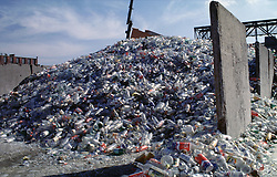 Germany. Plastic recycling. (Credit Image: © Antonio Pisacreta/Ropi via ZUMA Press)