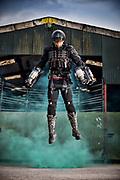 Rocket Man - Richard Browning - Gravity Industries.