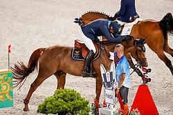 Von Eckermann Henrik, SWE, King Edward, 388<br /> Olympic Games Tokyo 2021<br /> © Hippo Foto - Stefan Lafrentz<br /> 07/08/2021