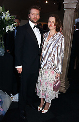 The MARQUESS & MARCHIONESS OF HAMILTON at the 28th Game Conservancy Trust Ball in Battersea Park, London SW11 on 18th May 2006.<br /><br />NON EXCLUSIVE - WORLD RIGHTS