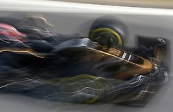 February 19, 2019 - Barcelona, Catalonia, Spain - the Haas of Kevin Magnussen during the Formula 1 test in Barcelona, on 19th February 2019, in Barcelona, Spain. (Credit Image: © Joan Valls/NurPhoto via ZUMA Press)