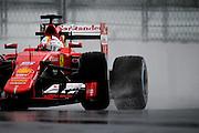 October 8, 2015: Russian GP 2015: Sebastian Vettel (GER), Ferrari