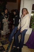 The 2005 Crillon Debutante Ball. Crillon Hotel, Paris. 26  November 2005. ONE TIME USE ONLY - DO NOT ARCHIVE  © Copyright Photograph by Dafydd Jones 66 Stockwell Park Rd. London SW9 0DA Tel 020 7733 0108 www.dafjones.com