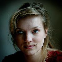 Nederland. amsterdam.6 maart 2004..Actrice Anniek Pheifer, bekend geworden door o.a. de film Costa.