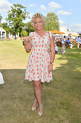 NATALIE COYLE at the Summer Solstice Party during the Boodles Tennis event hosted by Beulah London and Taylor Morris at Stoke Park, Park Road, Stoke Poges, Buckinghamshire on 21st June 2014.