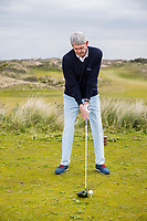 NOORDWIJK - GOLF - Instructie met TOM O'MAHONEY, COPYRIGHT KOEN SUYK