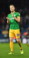 Preston North End's Jayden Stockley <br /> <br /> Photographer Dave Howarth/CameraSport<br /> <br /> The EFL Sky Bet Championship - West Bromwich Albion v Preston North End - Tuesday 25th February 2020 - The Hawthorns - West Bromwich<br /> <br /> World Copyright © 2020 CameraSport. All rights reserved. 43 Linden Ave. Countesthorpe. Leicester. England. LE8 5PG - Tel: +44 (0) 116 277 4147 - admin@camerasport.com - www.camerasport.com