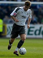 Photo: Jed Wee/Sportsbeat Images.<br /> Carlisle United v Bristol City. Coca Cola League 1. 21/04/2007.<br /> <br /> Bristol City's David Noble.