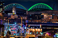Seattle Waterfront & Alaskan Way
