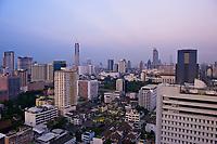 Downtown Bangkok, Bangkok, Thailand
