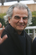 Patrick Marchelier arrives at The Metropolitan Opera's 125th Anniversary Gala and Placido Domingo's 40th Anniversary Celebration underwritten by Yves Saint Laurent held at The Metropolitian Opera House, Lincoln Center on March 15, 2009 in New York City.