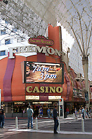 Fremont casino in downtown Las Vegas nevada