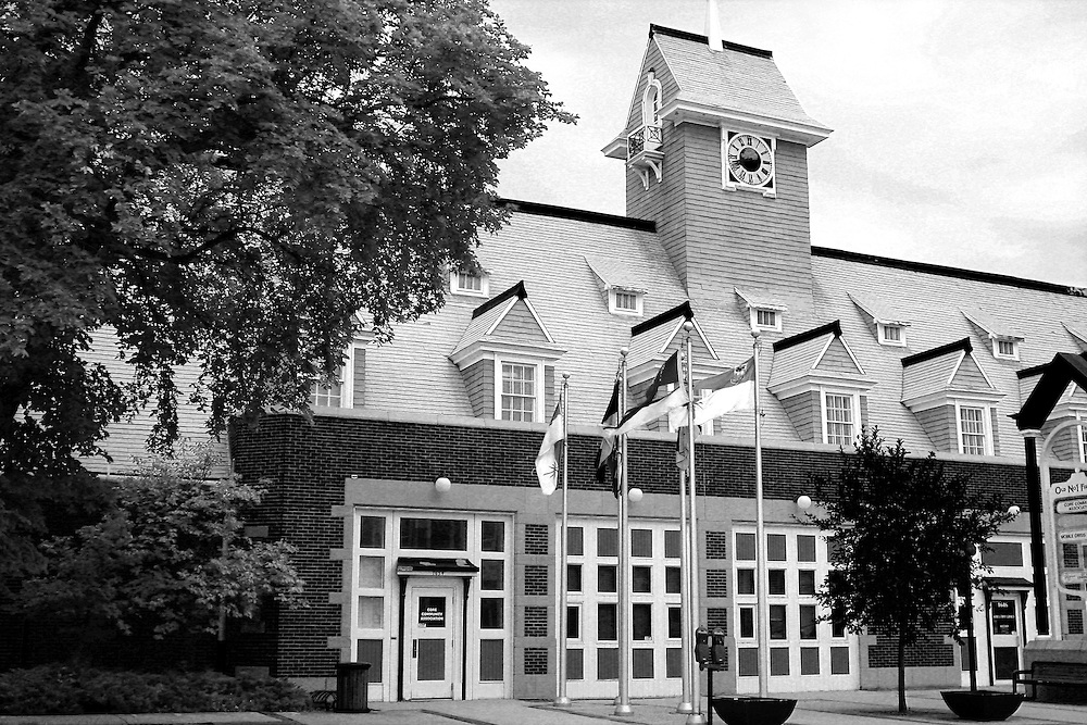 Regina' s first firehall stands on 11th Avenue, fully restored