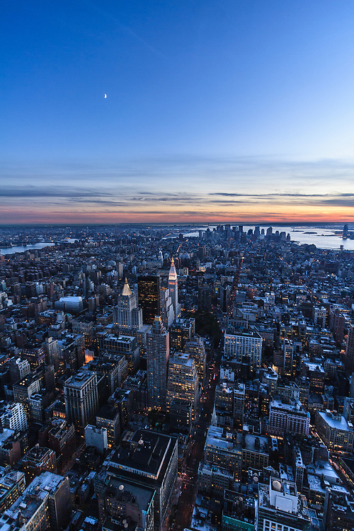 I want to be a part of it, New York, New York. I want to wake up in that city <br /> that doesn't sleep...(Lyrics by Fred Ebb)