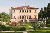 VILLA VALMARANA AI NANI (1669), VICENZA, VENETO, ITALIA