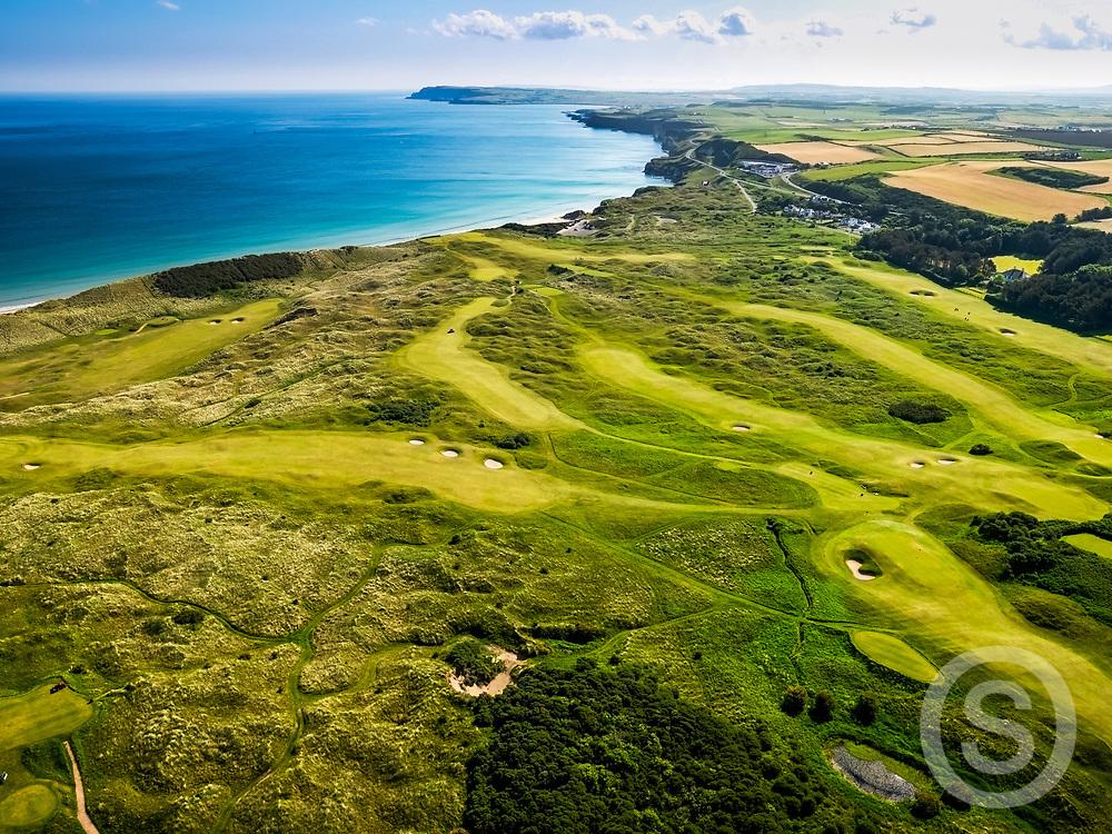 Photographer: Chris Hill, Royal Portrush Golf Club