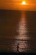 Sunset Stroll Along Seven Mile Beach Grand Cayman