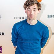 NLD/Amsterdam//20170419 - Castpresentatie film Gek op Oranje, Willem Voogd