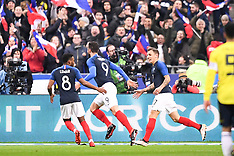 France vs Colombia - 23 March 2018