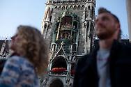 Munich, Germany in summer