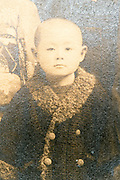 joung boy Japan ca 1930s