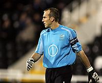 Fotball, 16.november 2004, Privatlandskamp, Norge - Australia ,  Mark Schwarzer , Australia