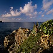 Yawzi Point and Lameshur Bay, Vrgin Islands National Park, St. John, U. S. Virgin Islands