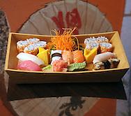 Sushi from V's Thai