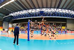 20140425 NED: Jong Oranje Vrouwen - Montenegro, Arnhem <br /> Overview, Valkenhuizen Arnhem<br /> ©2014-FotoHoogendoorn.nl / Pim Waslander