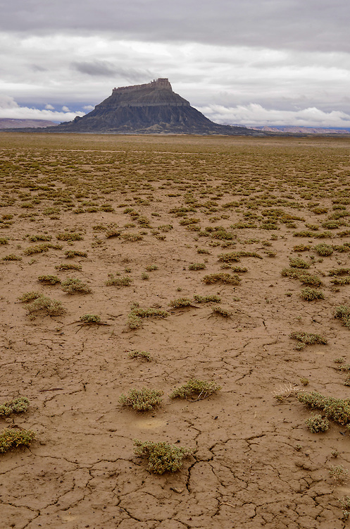 Factory Butte, Southern Utah.
