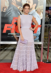 JoAnna Garcia attends the premiere of Warner Bros. Pictures' 'Fist Fight' on February 13, 2017 in Los Angeles, CA, USA. Photo by Lionel Hahn/ABACAPRESS.COM