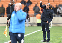 Kaizer Chiefs coach Giovanni Solinas at the FNB stadium for their ABSA premiership game agaist Bidvest Wits. Gauteng.<br />Picture: Itumeleng English/African News Agency (ANA)