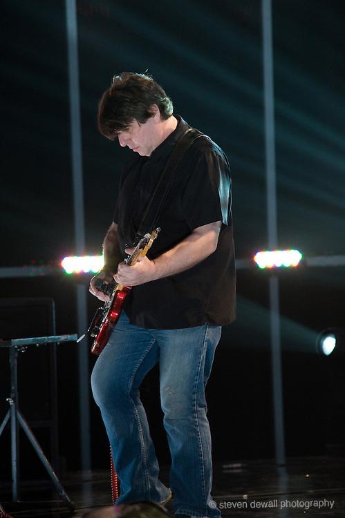 Echo and The Bunneymen perform @ the SXSW Music Festival, Austin, Texas