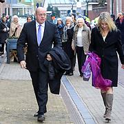 NLD/Naarden/20130329 - Mattheus Passion 2013, Fred Teeven en partner Irma Klaassen