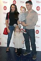 Michelle Heaton, Disney Store VIP Christmas Party, The Disney Store Oxford Street, London UK, 03 November 2015, Photo by Brett D. Cove