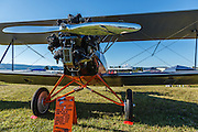 1929 %C-3 Command Aire at the 2014 Hood River Fly-In at WAAAM.