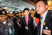 Yingluck Shinawatra Fights Impeachment