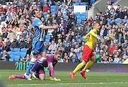 Brighton and Hove Albion v Watford 250415