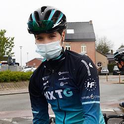 8-05-2021: Wielrennen: GP Eco Struct : Belgie: Ilse Pluimers