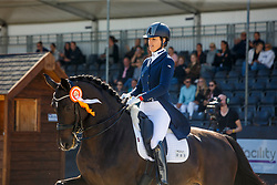Filion Dominique, NED, Frida K<br /> Nederlands Kampioenschap dressuur<br /> Ermelo 2020<br /> © Hippo Foto - Sharon Vandeput<br /> 20/09/2020