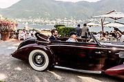Como, Italy, Concorso d'Eleganza Villa D'Este, Delage D8-120 , entrant Peter Mullin
